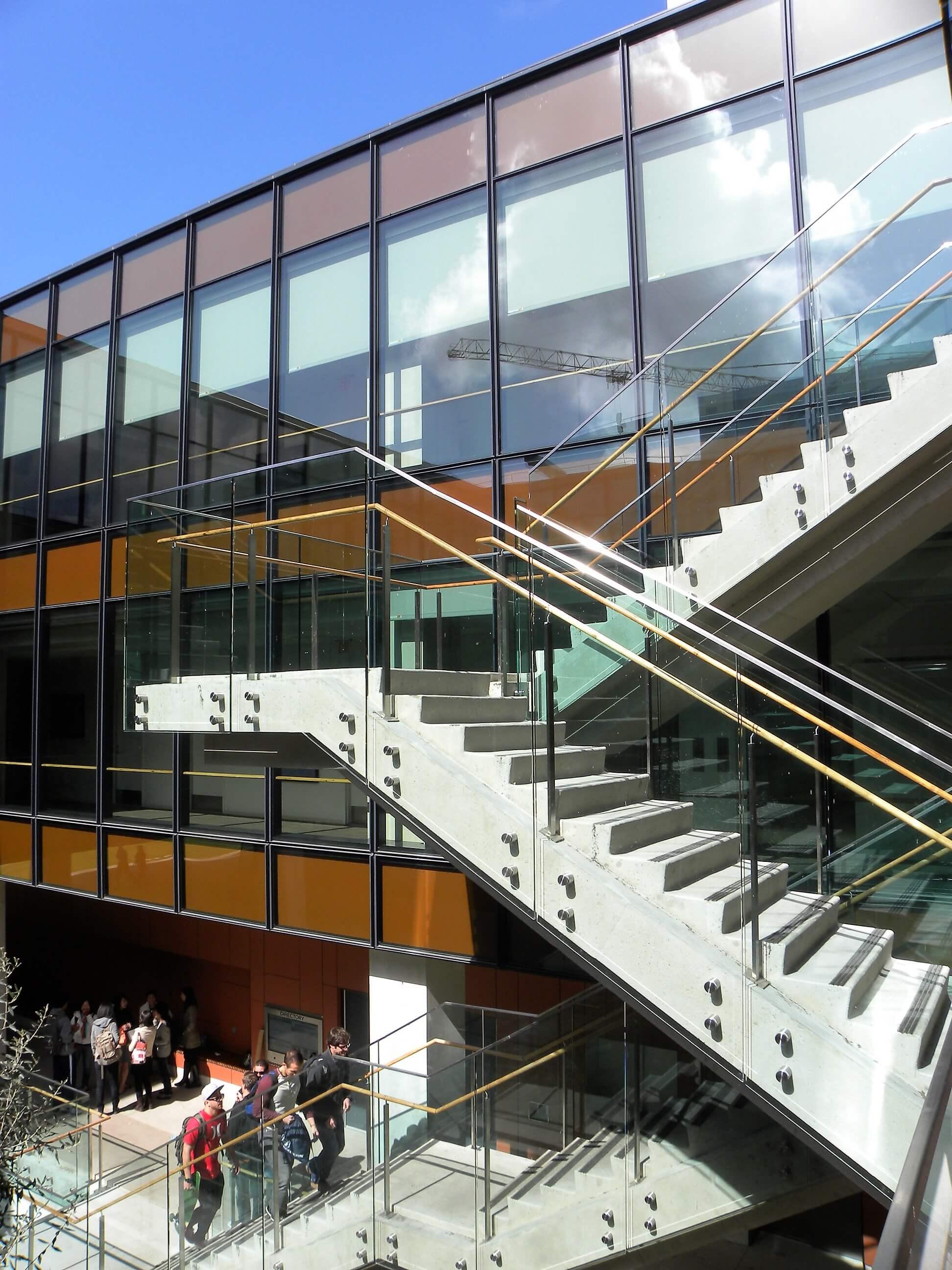 Kubit Glass Railing At Market Axess Nyc: Optik™ Boss Photo Gallery