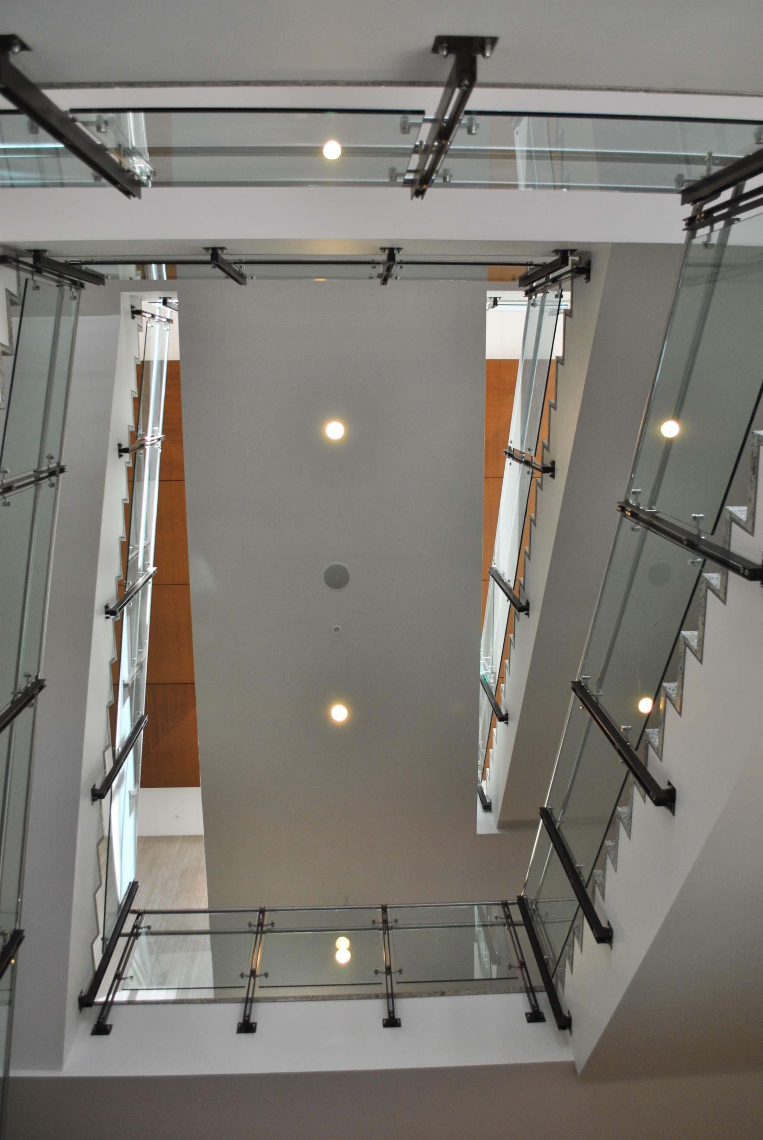 Kubit Glass Railing At Market Axess Nyc: Ferric™ Photo Gallery