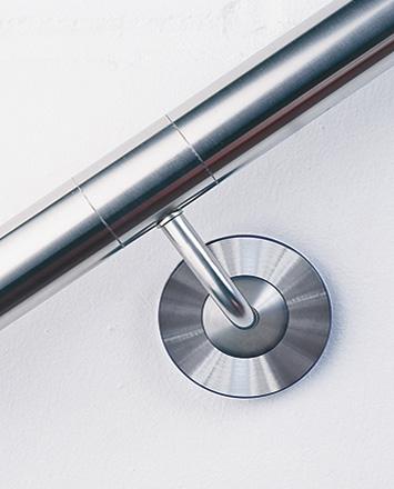 inox stainless steel handrail