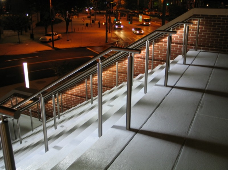 Led Photo Gallery Hdi Railing Systems