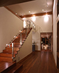 Custom Handrail Installation by HDI Railing Systems