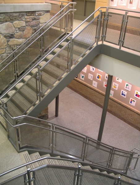 Metal Infill Photo Gallery Hdi Railing Systems
