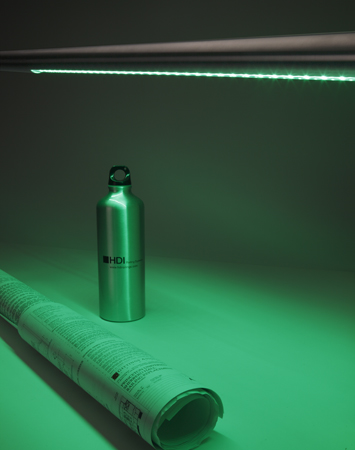 Green Standard Output