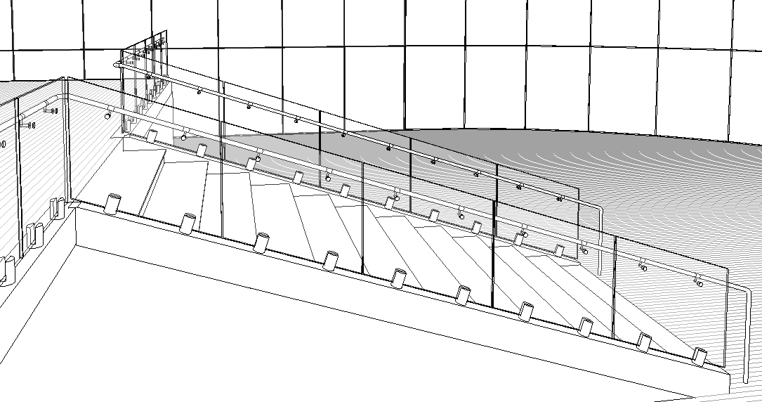 Railing Modeling Process: Visualizing the New Optik POD | HDI