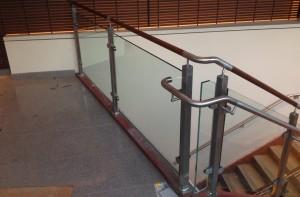 custom railing systems