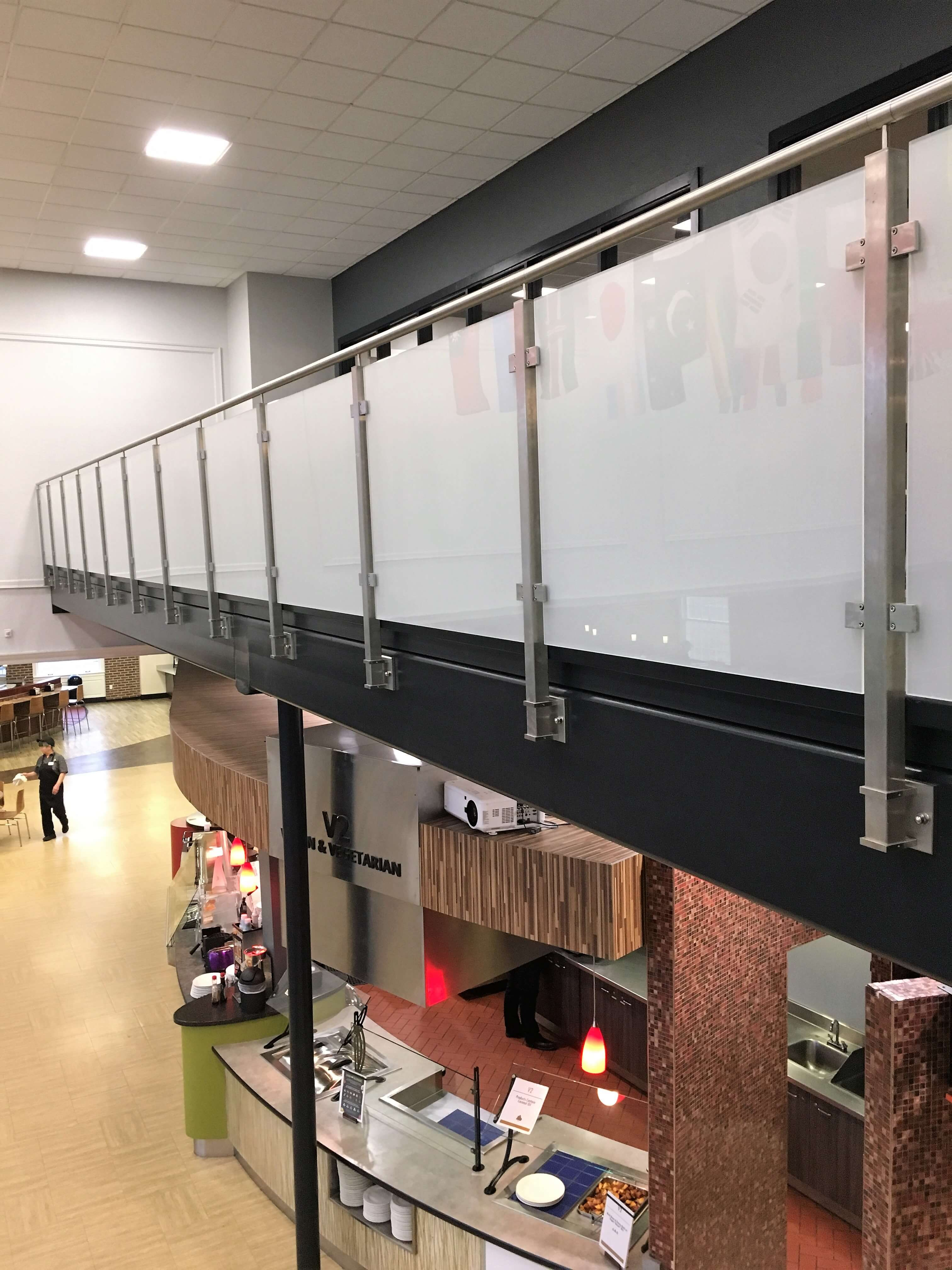 Kubit Glass Railing At Market Axess Nyc: CIRCUM™ Square Photo Gallery