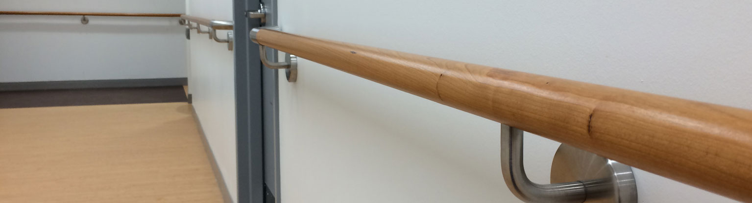 Handrail for the Lighthouse Guild