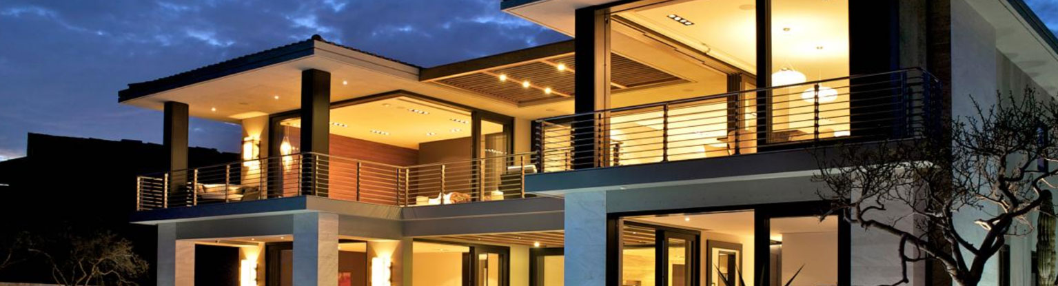 Inox Adds Beauty to Mexican Villa
