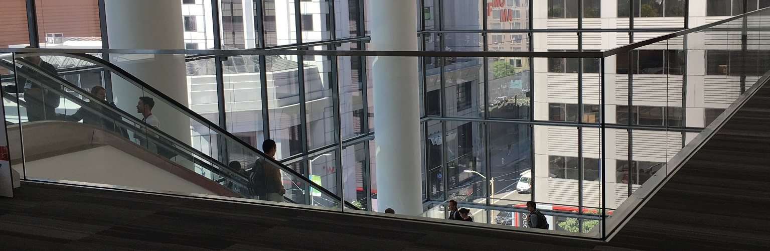 Glass Railings Lift Moscone Center Renovation to New Heights