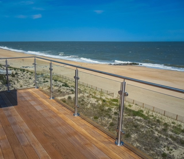 HDI Handrail by the beach