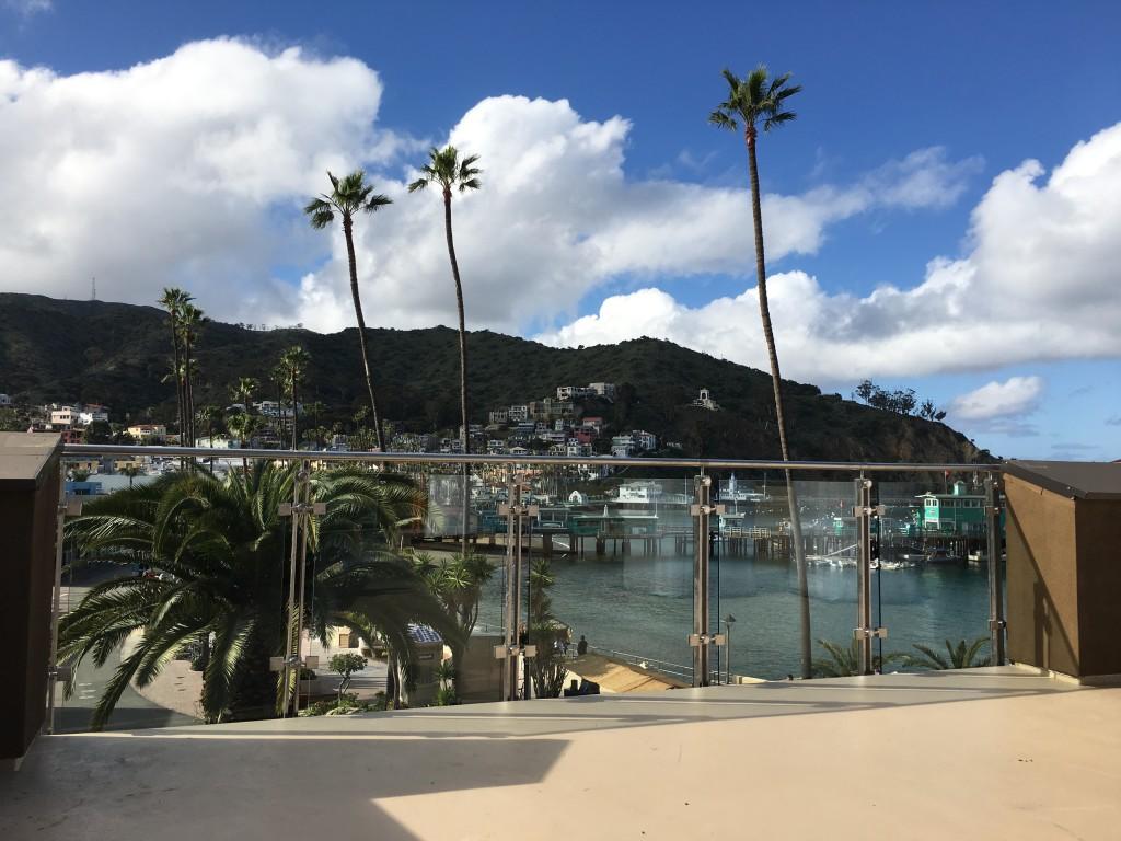 Catalina Island Conservancy HDI Railings