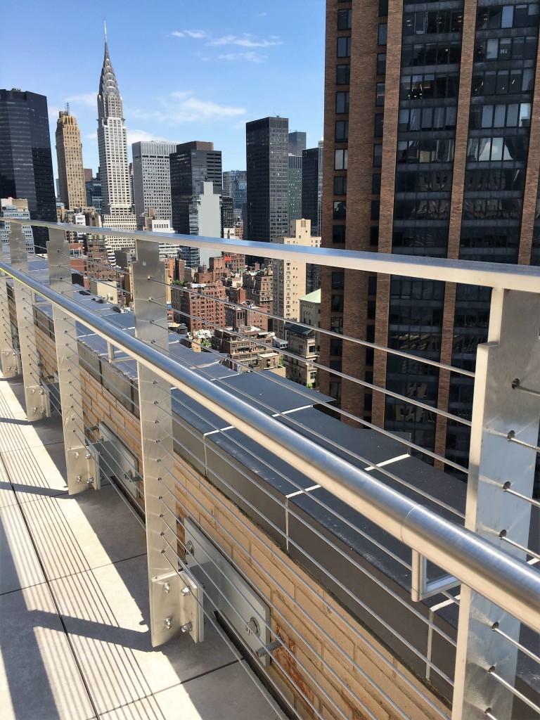 HDI balcony at 2 Park Avenue