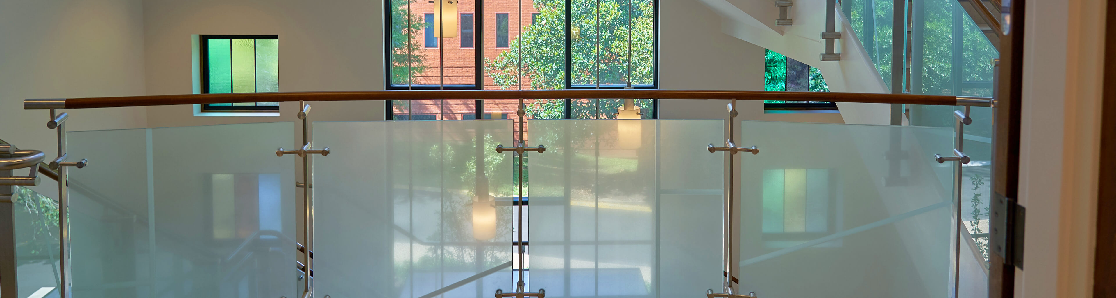Vanderbilt Divinity School selects Kubit railing for the main staircase