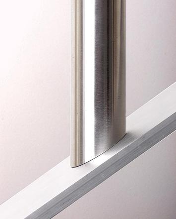 CIRCUM Round weld mounted fastener