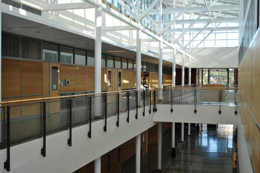 custom handrail railing systems