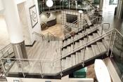 Custom Staircase railing revit